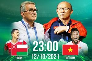 Địa chỉ xem trận Việt Nam gặp Oman trên YouTube