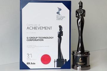 """Tập đoàn Công nghệ G-Group được vinh danh là """"Nơi làm việc tốt nhất châu Á 2021"""""""