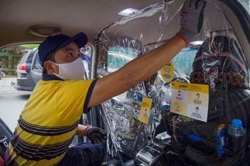 Thêm hãng taxi công nghệ hoạt động trở lại tại TP.HCM