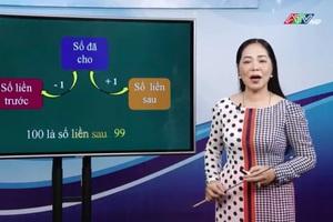 Hướng dẫn học trên truyền hình An Giang trực tuyến