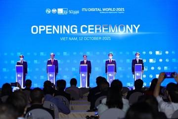 Chính thức khai mạc ITU Digital World 2021