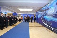 Gian hàng Việt Nam tại ITU Digital World thể hiện một Việt Nam số kiên cường