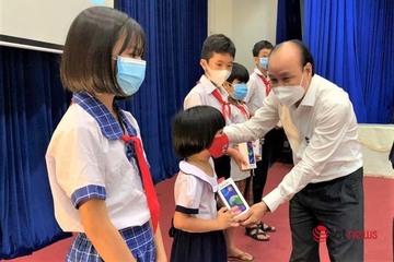Bà Rịa - Vũng Tàu sớm cán đích 100% học sinh có thiết bị để học trực tuyến
