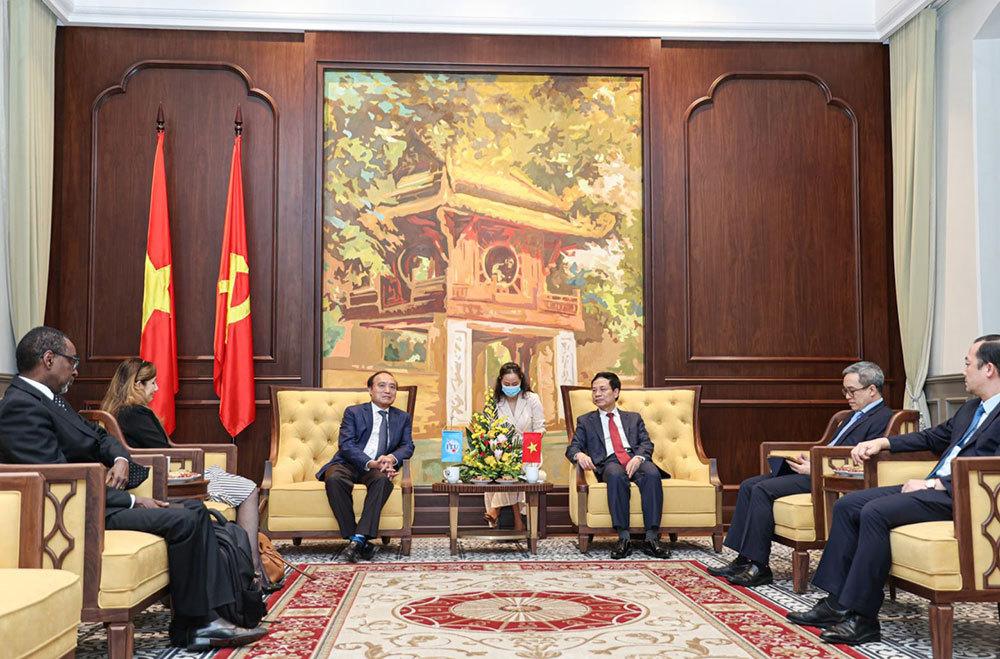 Tổng thư ký ITU: 'Con đường tự chủ công nghệ đưa Việt Nam thành công vượt tầm khu vực'