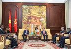 """Tổng thư ký ITU: """"Con đường tự chủ công nghệ đưa Việt Nam thành công vượt tầm khu vực"""""""