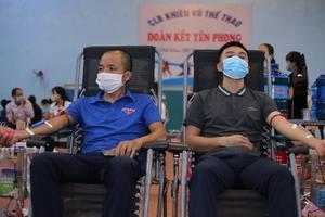 Nỗ lực chi viện máu trong giai đoạn dịch bệnh căng thẳng