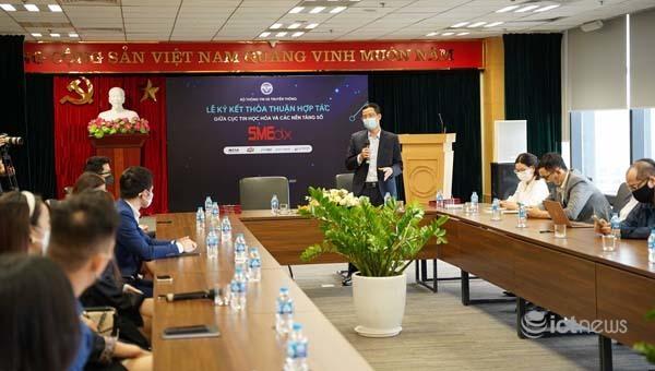 """Thêm 6 nền tảng """"Make in Vietnam"""" xuất sắc giúp doanh nghiệp nhỏ và vừa chuyển đổi số"""