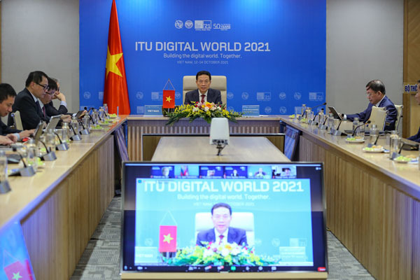 Đồng hành cùng nhau, các nước thành viên ITU có thể giúp mọi người kết nối vào 2030