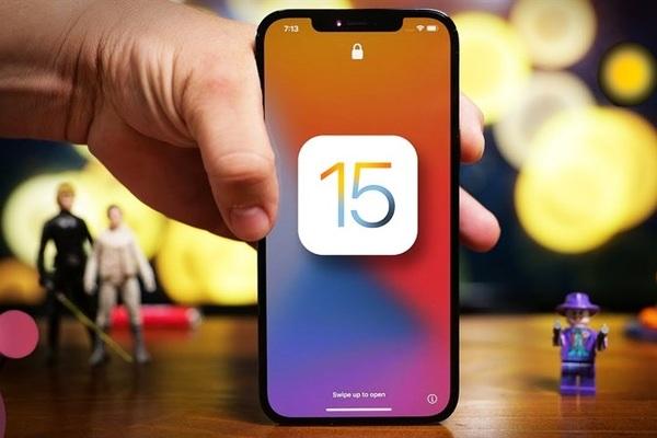 Hướng dẫn sử dụng iOS 15
