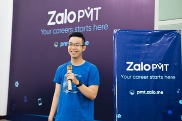 Từ Zalo PMT, hy vọng về đội ngũ chất lượng cao cho các sản phẩm công nghệ Việt Nam