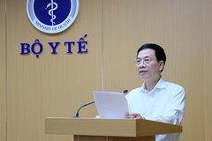 Bộ trưởng Nguyễn Mạnh Hùng: 'Ứng dụng công nghệ phòng chống dịch không thể nửa vời'
