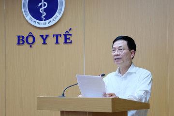 """Bộ trưởng Nguyễn Mạnh Hùng: """"Ứng dụng công nghệ phòng chống dịch không thể nửa vời"""""""