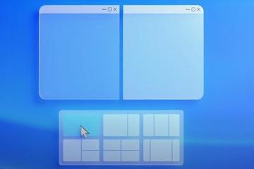 Hướng dẫn sử dụng giao diện ghép cửa sổ của Windows 11