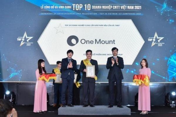One Mount đồng hành cùng Việt Nam kiến tạo hệ sinh thái công nghệ toàn diện