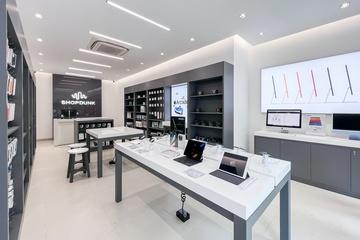 Nhà bán lẻ đua nhau mở 'Apple Store phiên bản thu nhỏ'