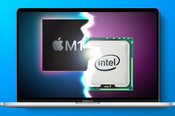 Apple 'đoạn tuyệt' với Intel ngay trước khi ra mắt MacBook Pro mới