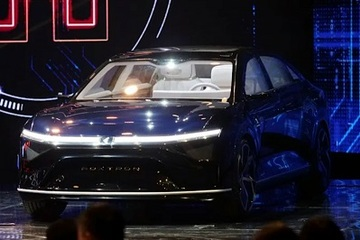 Hãng gia công iPhone giới thiệu ba mẫu xe điện mới