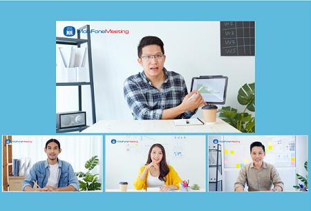 MobiFone Meeting - Giải pháp họp trực tuyến tiện ích Make in Vietnam