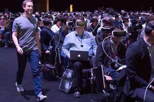 Dân mạng 'hồ hởi' đoán tên mới của Facebook