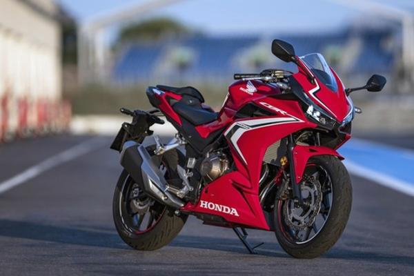 Ba dòng xe phân khối lớn của Honda gặp sự cố phanh ABS