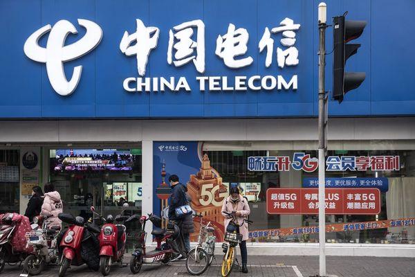 Mỹ cấm cửa nhà mạng lớn nhất Trung Quốc